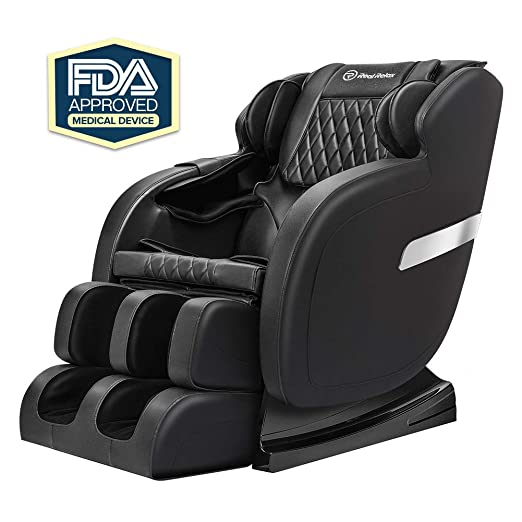 S Track Zero Gravity Massage Chair Recliner