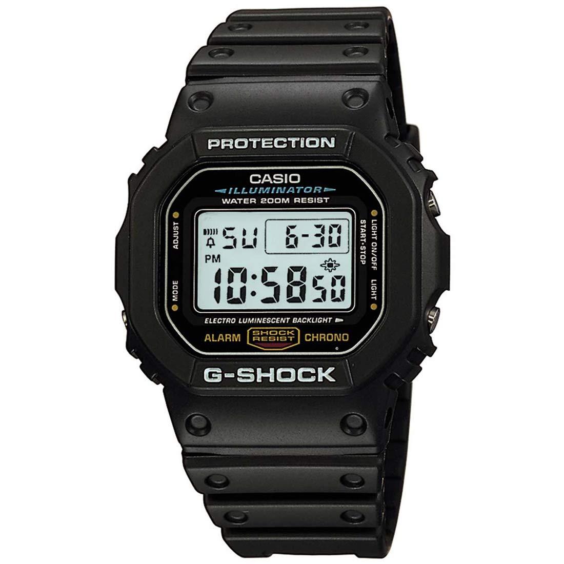 Casio G-Shock Digital Men's Watch – DW-5600E-1VQ (G001)