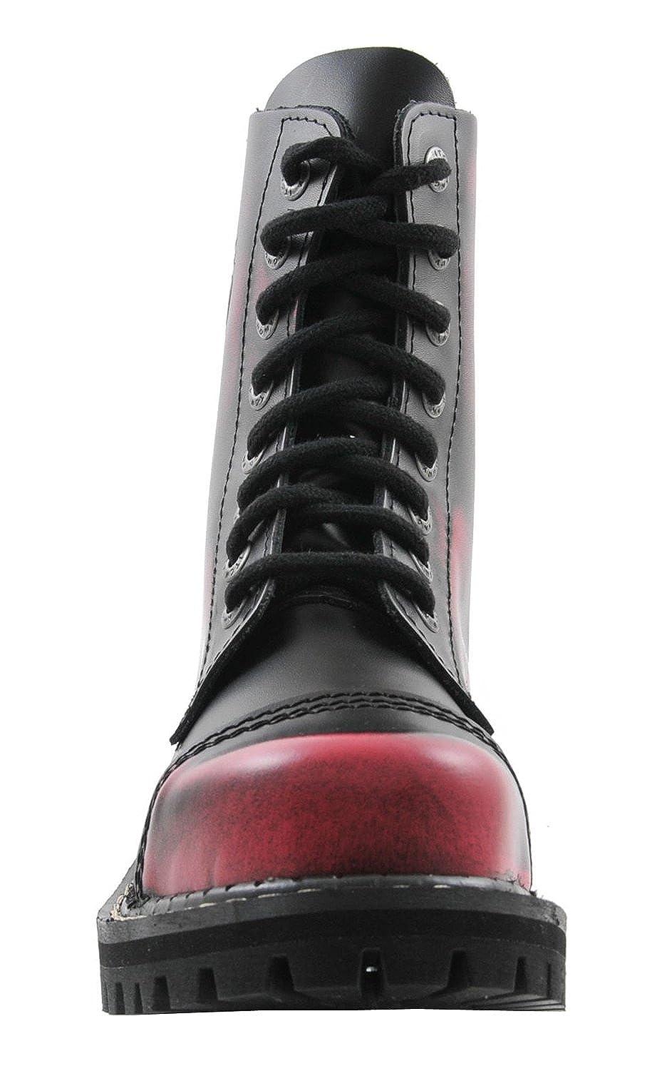 f435ad96f6 ANGRY ITCH - 8-Loch Pink Rub-Off Rub-Off Pink Gothic Punk Army ...