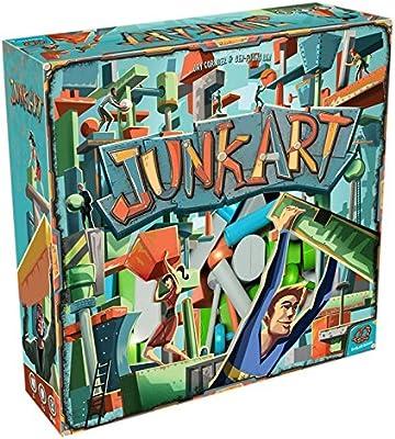 Junk Art (Plastic Version): Amazon.es: Juguetes y juegos