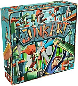 Junk Art - Plastic Version Action Game