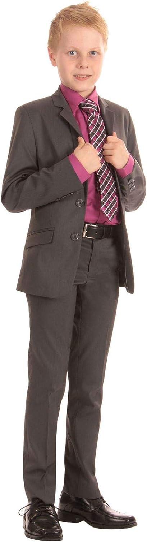 - 3539005 - Jungen Blazer Slim Fit G.O.L anthrazit ohne Hemd und Krawatte G.O.L