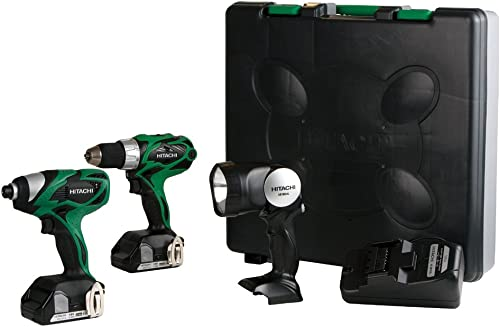 Hitachi KC18DHL 18-Volt Lithium-Ion 3-Tool Combo Kit Discontinued by Manufacturer