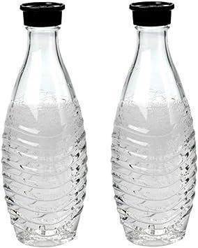 Amatec24 Original Sodastream Replacement Lid for Glass Carafes for Sodastream Penguin /& Crystal Carbonators
