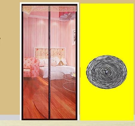Dsaqao Sommer Moskito Vorhang Schlafzimmer Magnetisch Weich