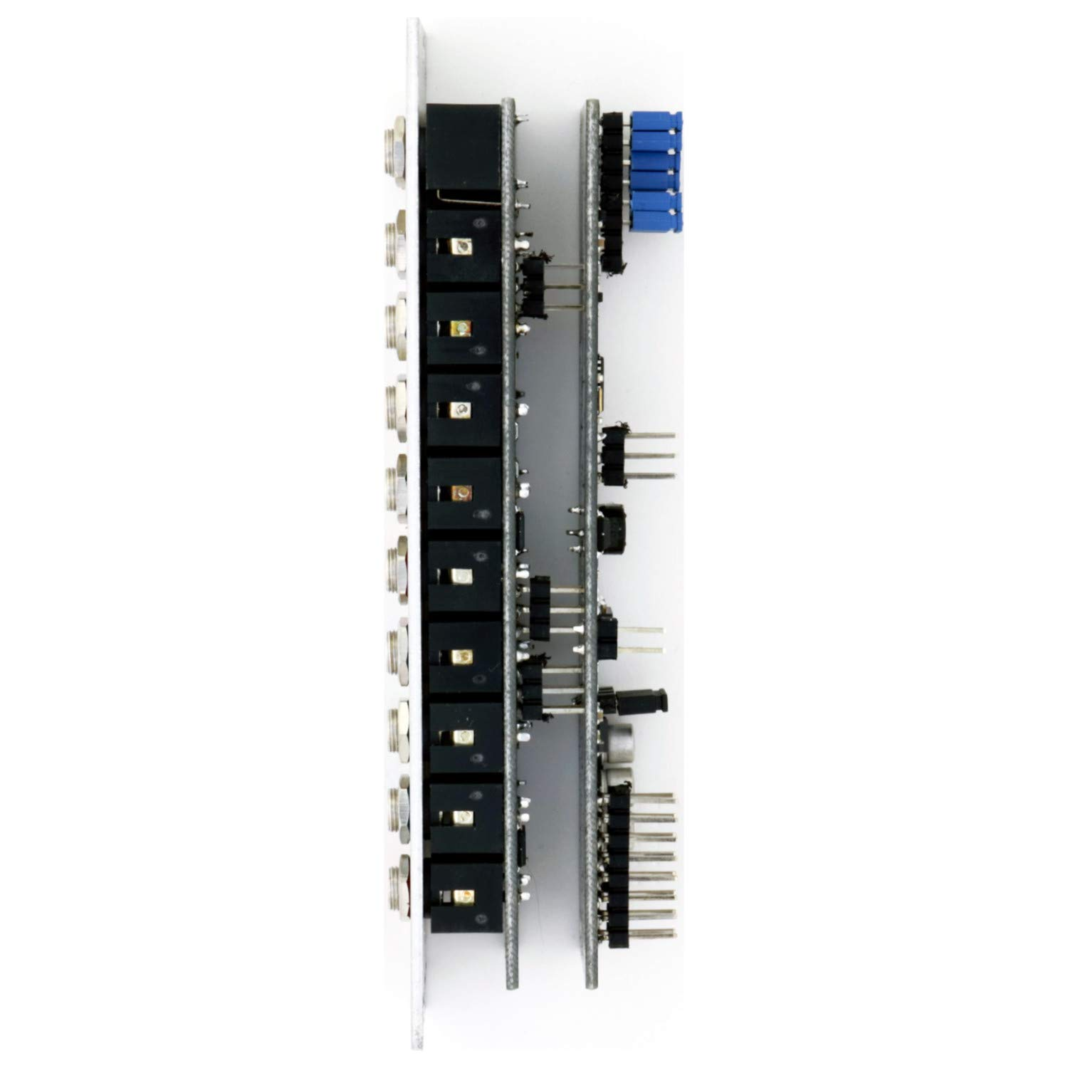 4MS QCD Quad Clock Distributor V2 Eurorack Synth Module w/ 4 Cables by 4MS Company (Image #2)