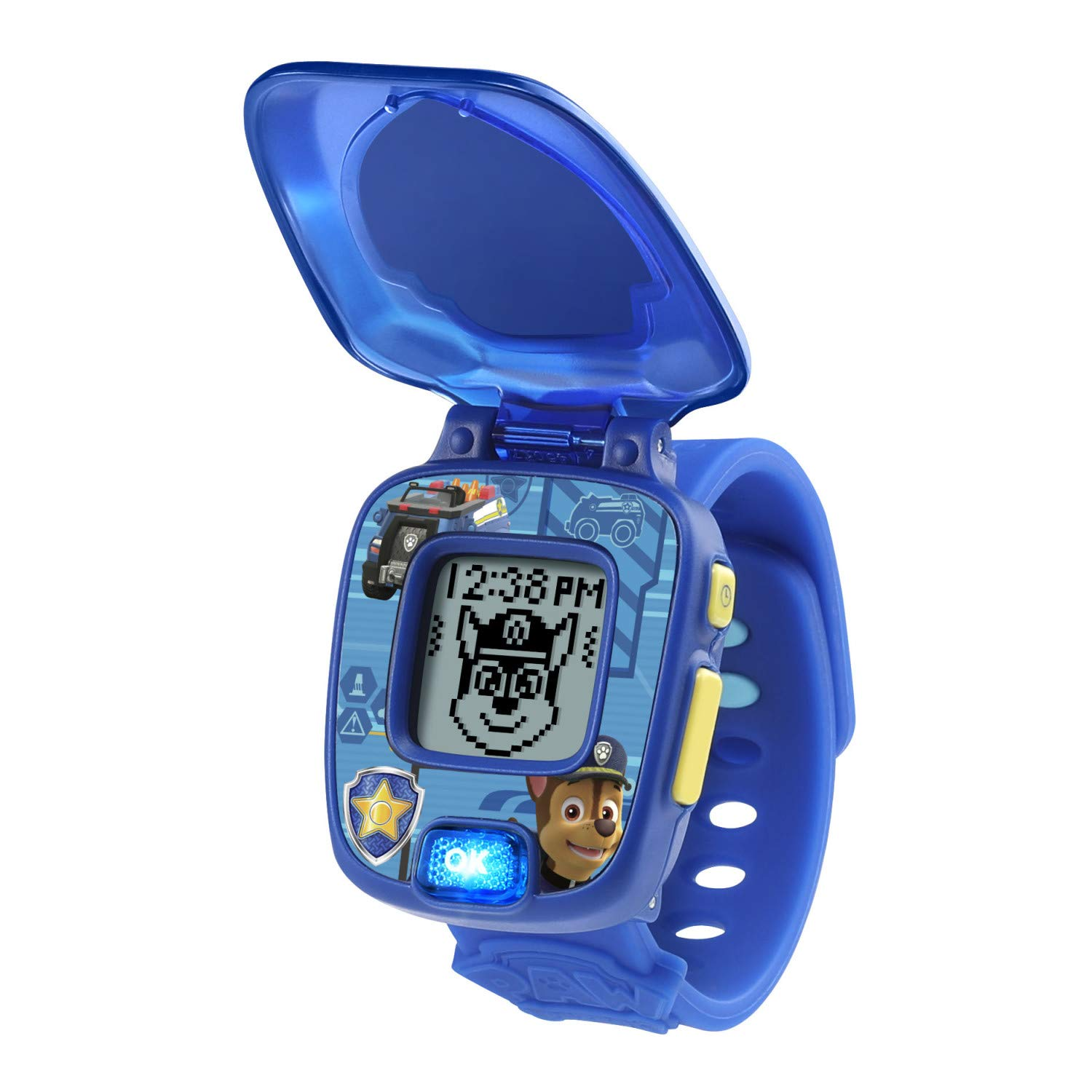 VTech Paw Patrol Chase Learning Watch, Blue by VTech