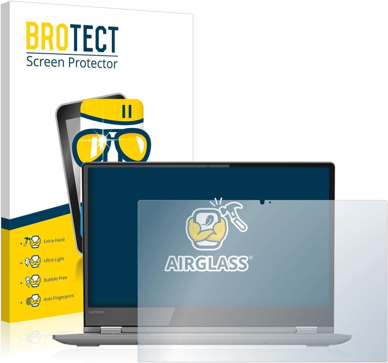 Anti-Fingerprint upscreen Schutzfolie kompatibel mit Lenovo Yoga C930 Kratzschutz Kristallklar