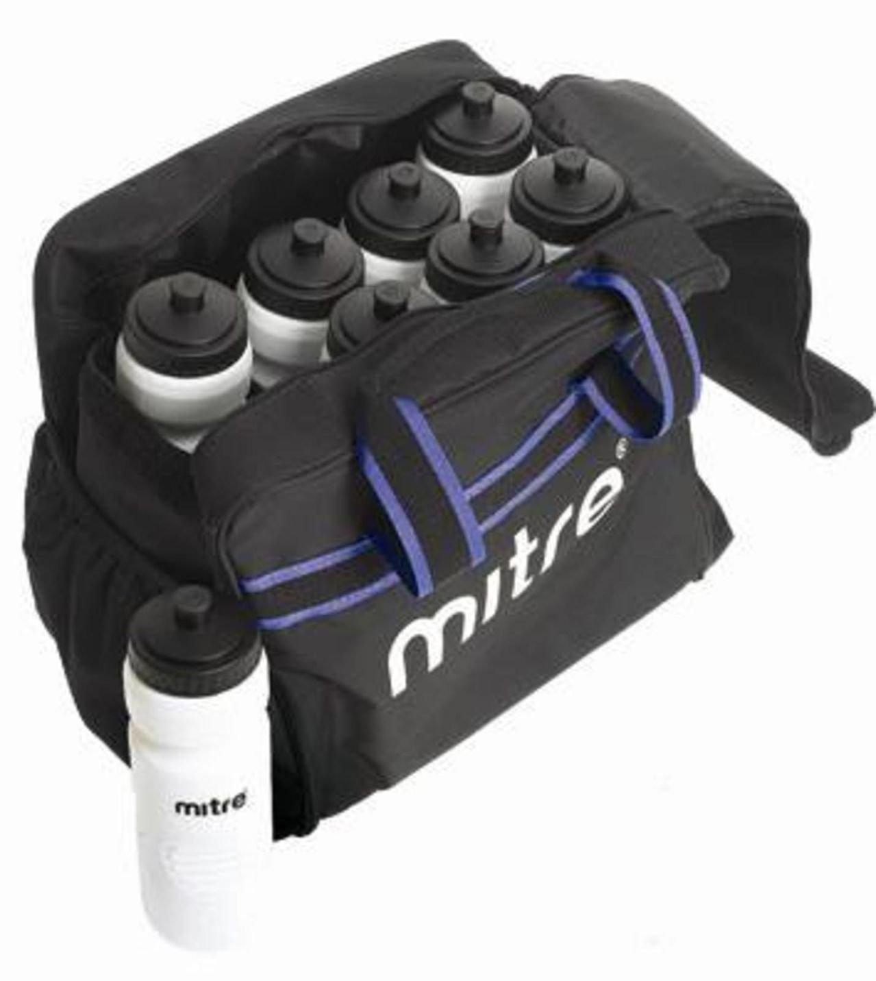 Mitre Soccer H4005 Cooler Bag & Water Bottle Set by mitre (Image #1)