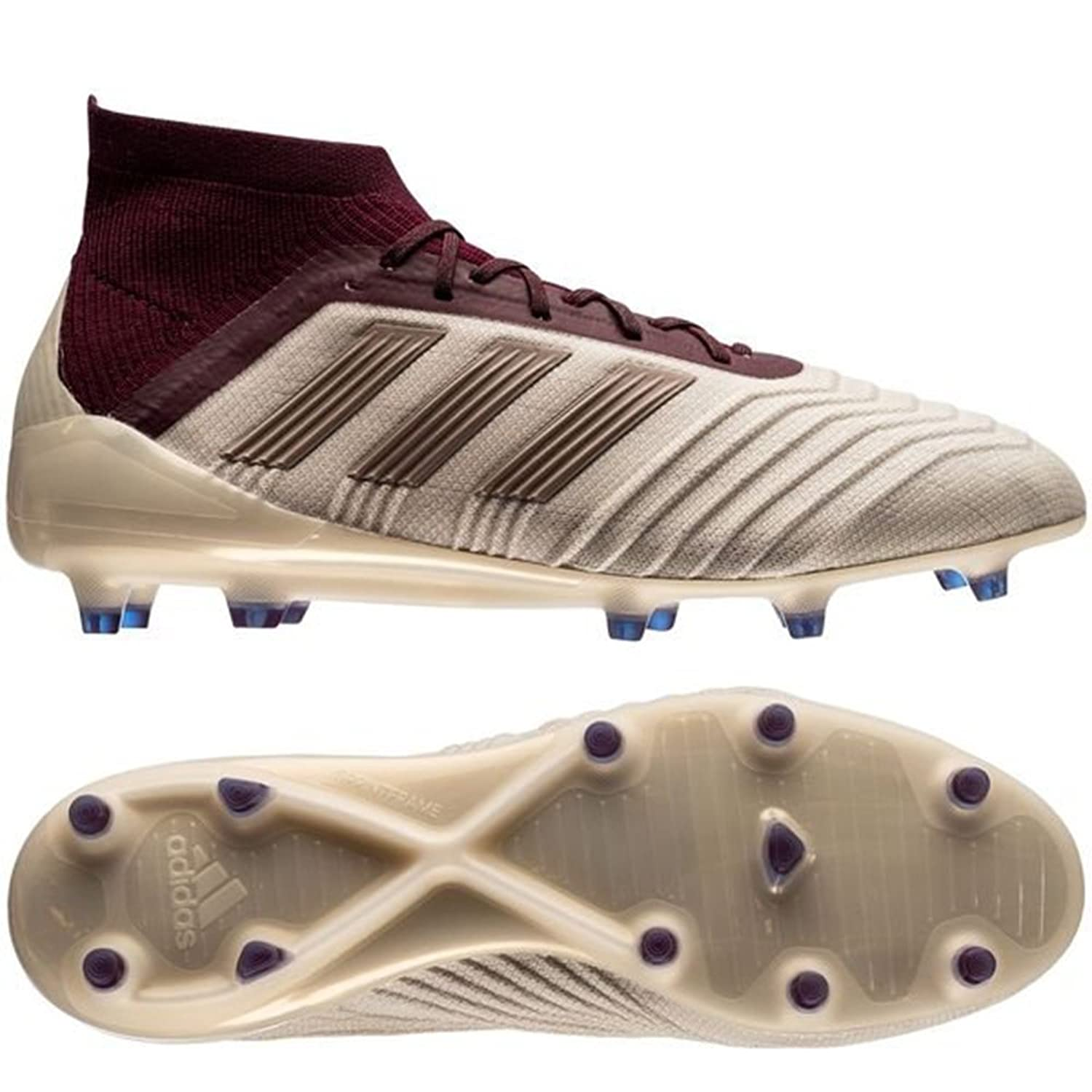 adidas Women's Predator 18.1 Firm Ground Boots / サッカー クリーツ レディース B078JCYG1T US Size 8.5