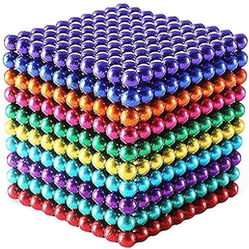 Magnetic Color Cubes - 3