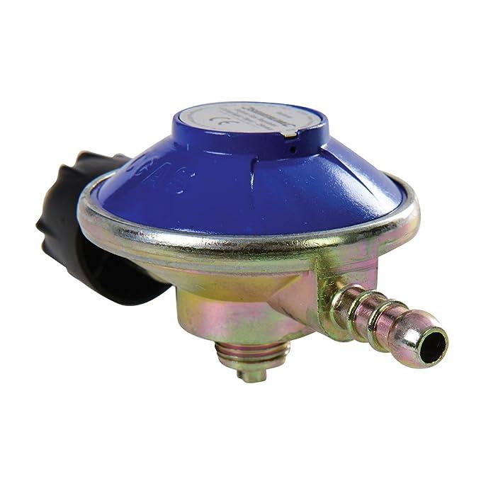 Silverline 973878 - Regulador de gas para bombonas Campingaz (29 mbar): Amazon.es: Bricolaje y herramientas
