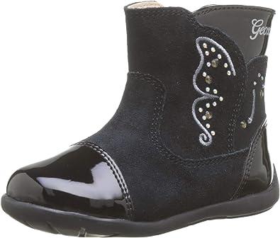 pestaña portón Adiccion  Geox B Kaytan C, Botas Niñas: Amazon.es: Zapatos y complementos