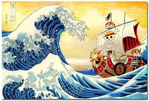 The Great Wave Waves Off Katsushika Hokusai