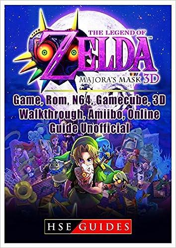 the legend of zelda majoras mask 3d game rom n64 gamecube 3d
