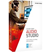 Sound Forge Audio Studio 12|Standard|1 Device|1 Year|PC|Disc