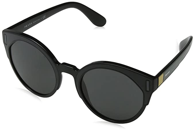 Prada Mujer 0PR03US 07E5S0 53 Gafas de sol, Negro (Black ...