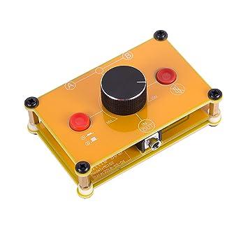 4 -OUT 3.5mm Audio Switcher Passive Selector Splitter Little Bear Mini 4 1 -IN-1