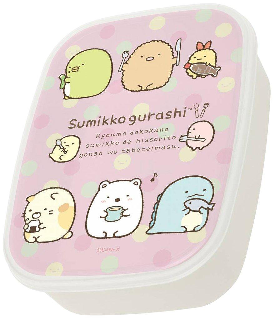San-X Corner Sumikko Gurashi Nested Lunch Box 3pc Set (KY41301) B017CTKA24 | Ausreichende Versorgung