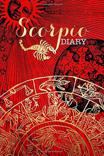 Download Scorpio Zodiac Sign Horoscope Symbol Journal: (Notebook, Diary, Blank Book) (Astrology Zodiac Signs Horoscope Symbols Journals) pdf