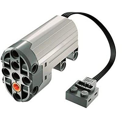 New Lego Power Functions Servo Motor (88004): Toys & Games