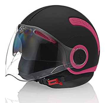 Nexx casco SX.10 Fun Collection, Magenta, talla XL