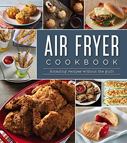 Air Fryer Cookbook (3-Ring Binder) by Publications International Ltd.