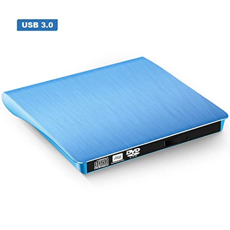 YINSY Unidad De DVD Externa para Computadora Portátil, USB ...