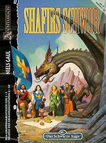 Das Schwarze Auge, Abenteuer, Nr.73, Shafirs Schwur