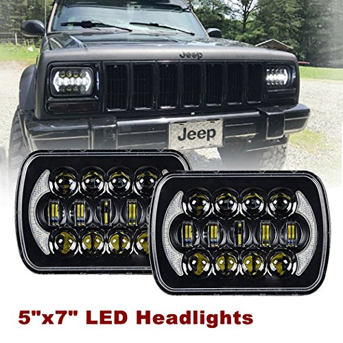 SXMA (2 Pcs) DOT Certified 5''x7' 6x7 inch CREE LED for sale  Delivered anywhere in Canada