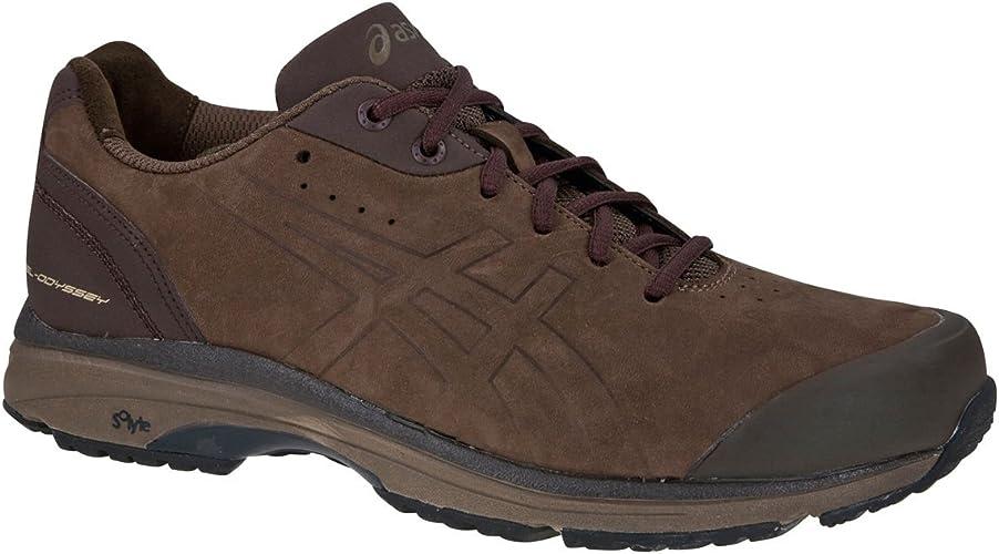 Asics - Zapatillas de running para hombre, color marrón, talla 48 EU: Amazon.es: Zapatos y complementos