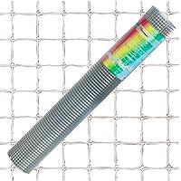 Malla Electrosoldada Galvanizada 13x13 / 100 cm. rollo