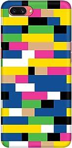 ستايلايزد غطاء اوبو اي 3 اس سهل التركيب وبتصميم رقيق مطفي اللمعان
