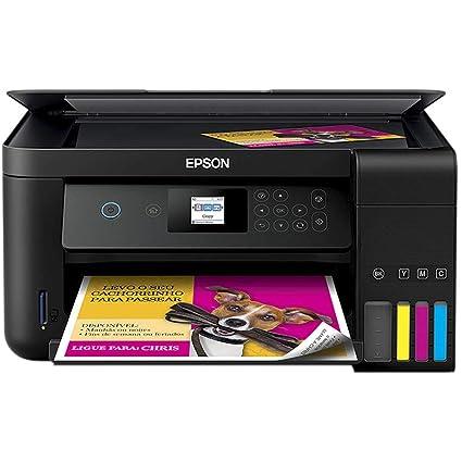 Multifuncional Epson Ecotank Color A4 L4160