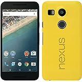 [Breeze-正規品] Nexus 5X ケース ネクサス 5X ケース docomo Nexus 5X Y!mobileNexus 5X SIMフリー Nexus 5X ケース Nexus5X カバー nexus5X ケース Nexus 5Xケース Nexus 5Xカバー Nexus 5X ケース ネクサス 5X ケース ネクサス 5X カバー Nexus 5Xカバー 液晶保護フィルム付Yellow