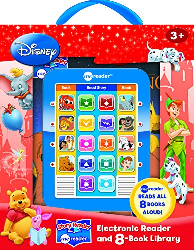Disney Classic Me Reader 8-Book Library Box Set (9781450868716)-PI Kids