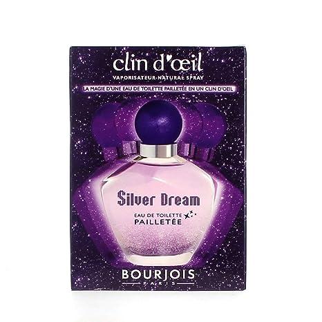 Bourjois Paris Clin Dâžoeil Silver Dream 75ml Amazonfr Beautã Et