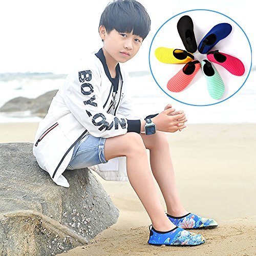 Snorkeling Skin Shoes Barefoot Swim for Yoga Outdoor Beach Green Mens Diving Womens Water Exercise Running Surfing Shoes Socks 1x70FRqFw