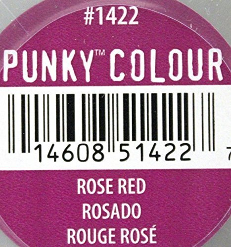 Jerome Russell Punky Colour Semi-permanent Hair Color - Rose Red