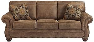 Signature Design by Ashley Larkinhurst Contemporary Sofa
