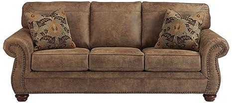 Amazoncom Ashley Furniture Signature Design Larkinhurst Sofa