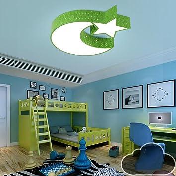 Deckenleuchte Fufu Innenbeleuchtung Led Kinderzimmer Einfache