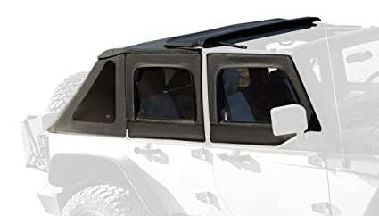 R&age Products 139835 TrailView Jeep Soft Top-4 Door  sc 1 st  Amazon.com & Amazon.com: Rampage Products 139835 TrailView Jeep Soft Top-4 Door ...