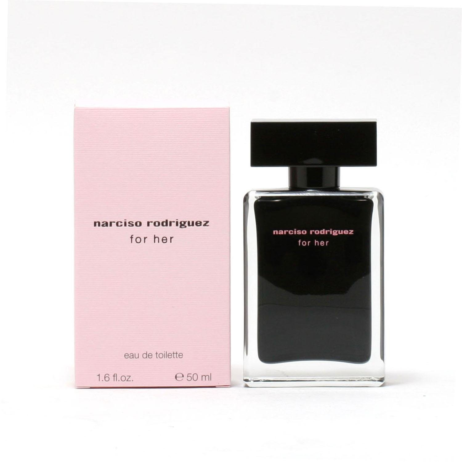 narciso rodriguez her eau de toilette 50 ml ebay. Black Bedroom Furniture Sets. Home Design Ideas