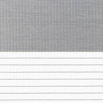 60 x 160 cm tela Intensions Estor Enrollable D/ía Y Noche Regular N.205 60x160cm Gris Claro