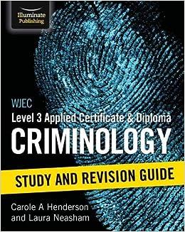 criminal justice diploma