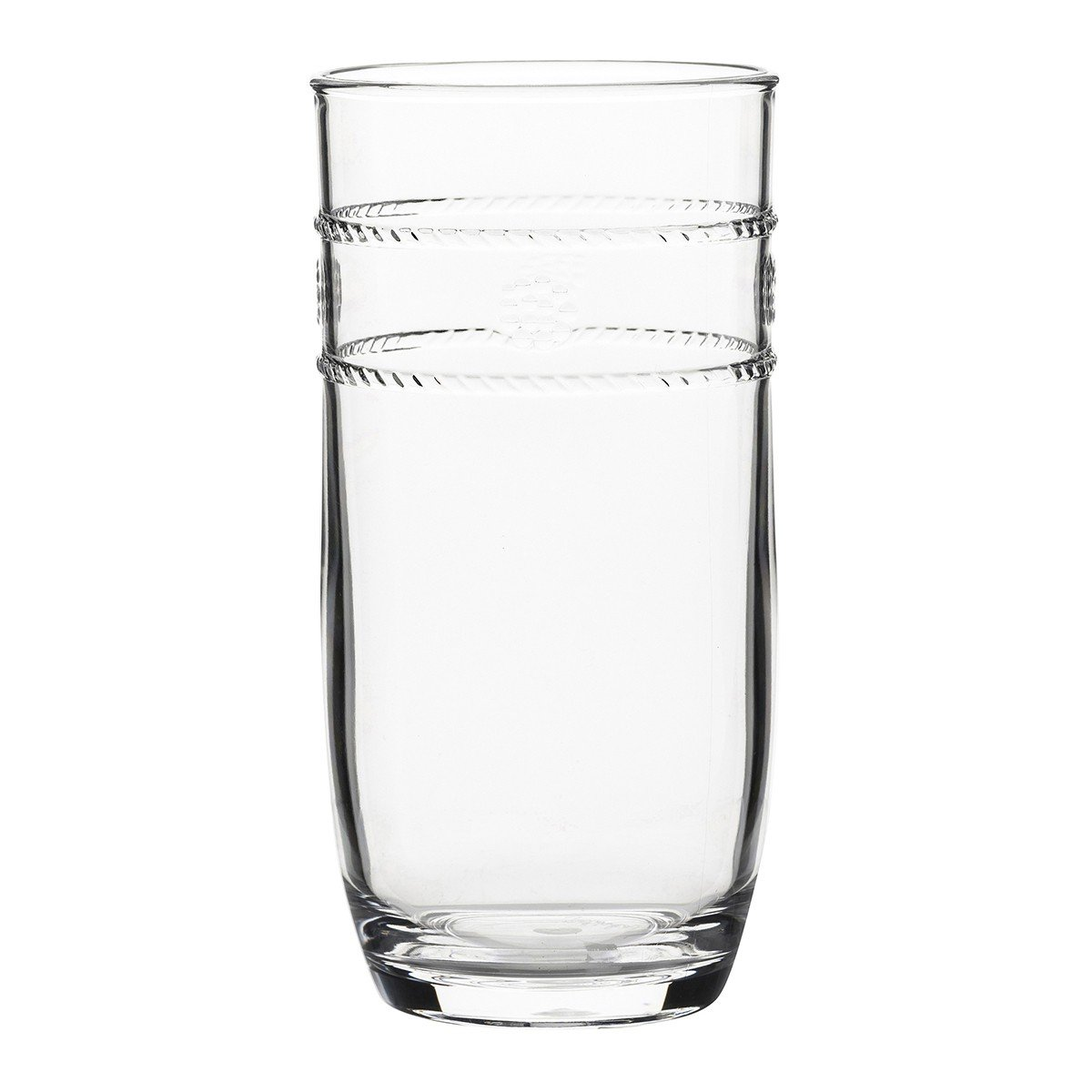Juliska Isabella Acrylic Large Beverage drinking glass (sold individually) MA303/01