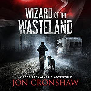 Wizard of the Wasteland Audiobook