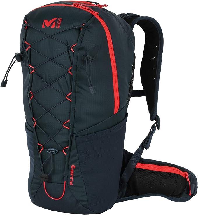 Millet - Pulse 22 - Mochila - Senderismo y Trail Running - 22 L - Azul/Verde: Amazon.es: Deportes y aire libre