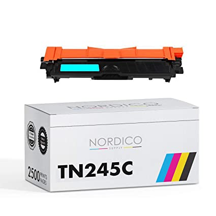 Nordico Supply Compatible Brother TN245 C Cyan Toner XL - Tóner ...